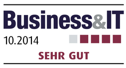 Award business 10 2014 sehr gut